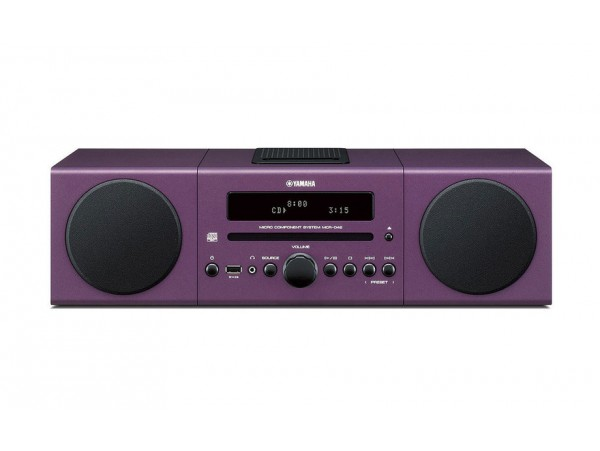 Yamaha MCR042 purple